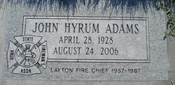 John Hyrum Adams