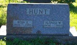 Rosa E <i>Burr</i> Hunt