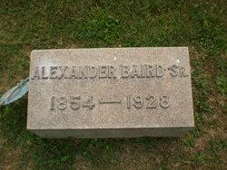 Alexander Baird, Sr