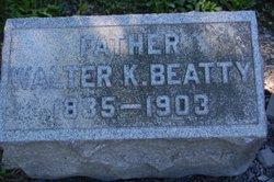 Walter K Beatty