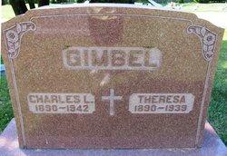 Theresa Gertrude <i>Abeln</i> Gimbel