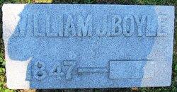 William J. Boyle