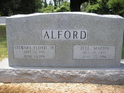 Zell Martin Alford