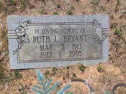 Ruth L Bryant
