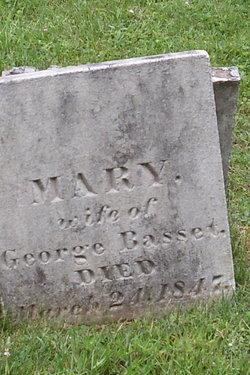 Mary <i>Clark</i> Bassett