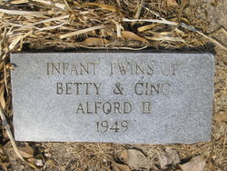 Infant Twins Alford