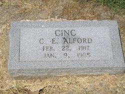 C E Cinc Alford