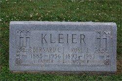Bernard Charles Kleier