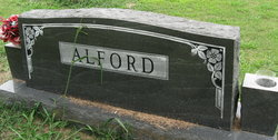 Joe Wayne Alford, Sr