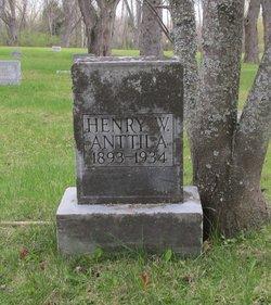 Henry W Anttila