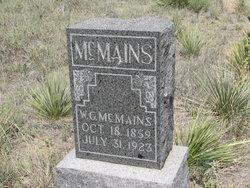 W. G. McMains