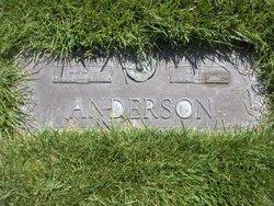 Gladys Viola <i>Buker</i> Anderson