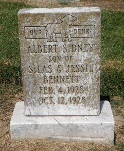 Albert Sidney Bennett