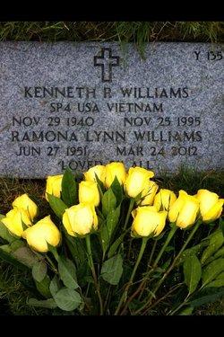 Kenneth R Williams