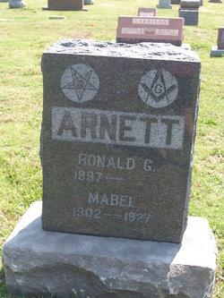 Mabel <i>Parker</i> Arnett