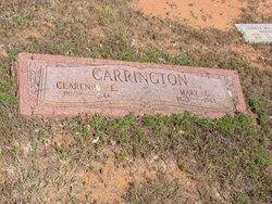 Mary Jane <i>Cavitt</i> Carrington