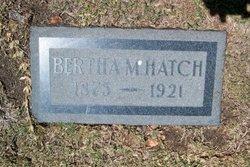 Bertha M. Hatch