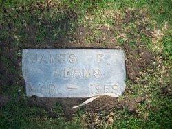 James Erwin Adams