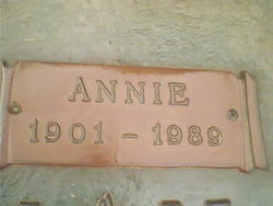 Anne Marie <i>Tosseth</i> Backman