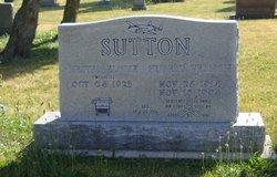 Hubert V Sutton
