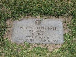 Virgil Ralph Dusty Bass