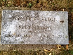Wynifred <i>Beaumont</i> Alton
