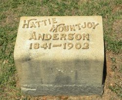 Hattie M. <i>Mountjoy</i> Anderson