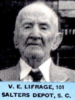Vernon E Lifrage