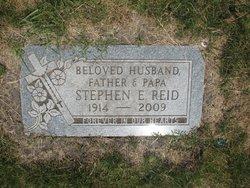 Dr Stephen Reid