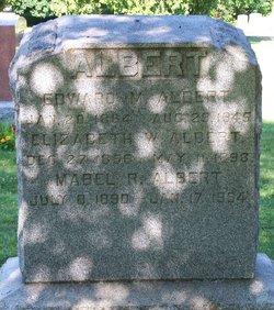 Mabel R Albert