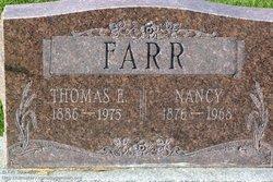 Nancy Isobel <i>Van Sickle</i> Farr