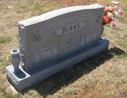 Anna Belle <i>Coots</i> Burks