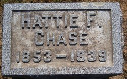 Harriet Fea Hattie Chase