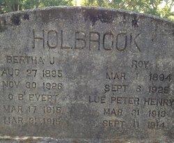 Roy Holbrook