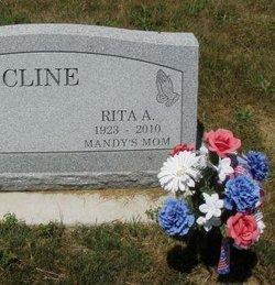 Rita A. <i>Holzer</i> Cline