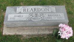 Barbara Joan <i>Glass</i> Reardon