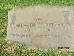 William Ernest Boseman