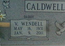 Vernon Wendell Caldwell