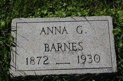 Anna G <i>Galbraith</i> Barnes