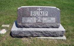 Clara M <i>Hon</i> Bump
