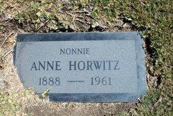 Anne Horwitz