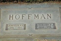 Schuyler Van Vechten Hoffman, II
