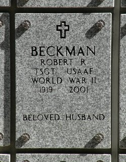Robert Ray Beckman