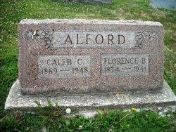 Florence B <i>Foltz</i> Alford