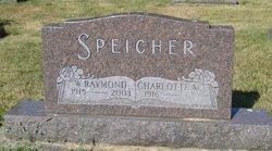 William Raymond Speicher