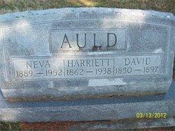 Harriett L Hattie <i>Tillman</i> Auld