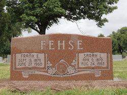 Frank E Fehse
