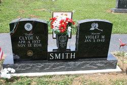 Clyde Vernon Dobie Smith