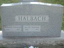 Hazel Marie <i>Hopper</i> Halbach