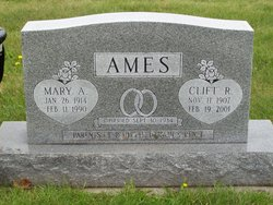 Mary Albina <i>Harris</i> Ames